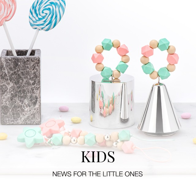 Child silver and silver plated items