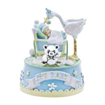 Music Box Stork