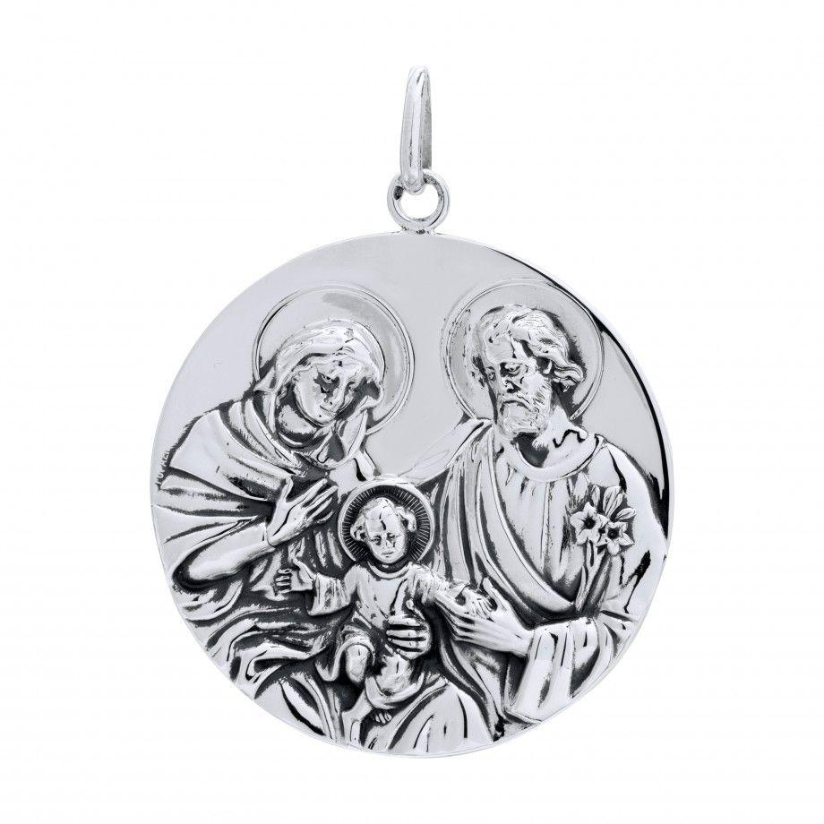 Medal Holy Family