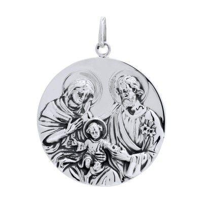 Medalha Sagrada Familia