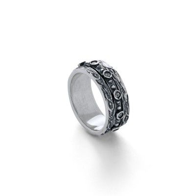 Wedding Ring Flower Zirconias