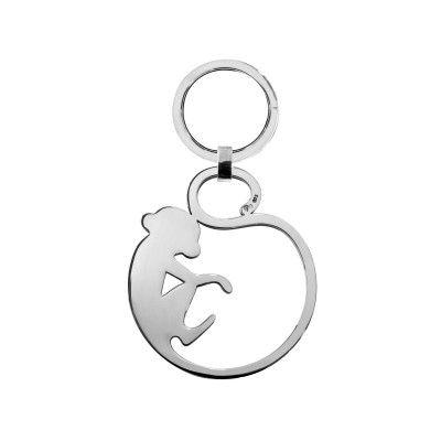 Key Ring Monkey Business