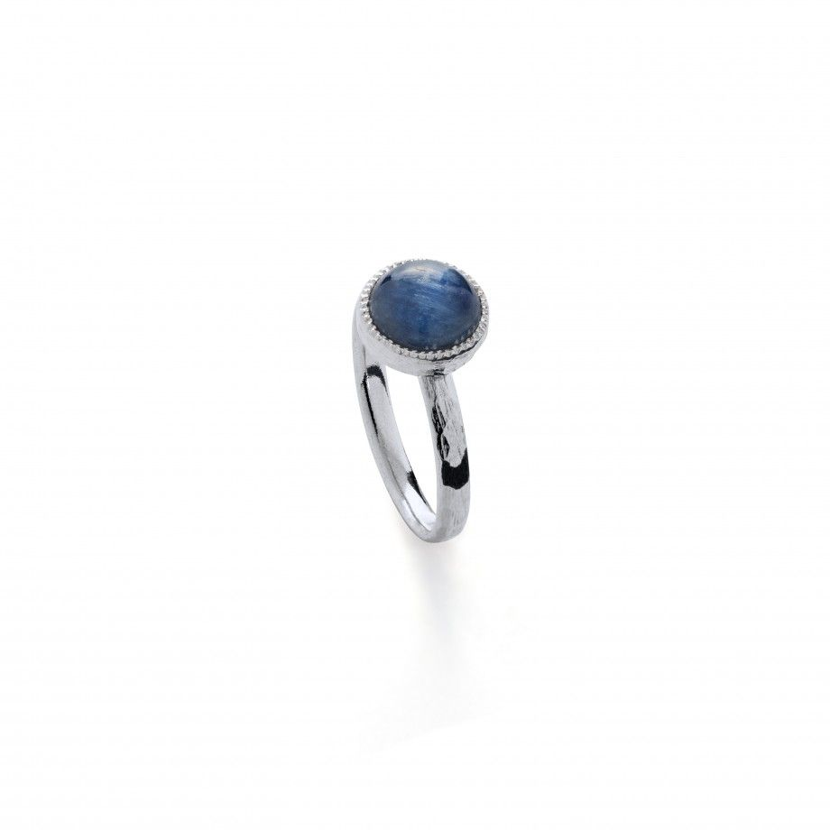 Ring Blue Stone