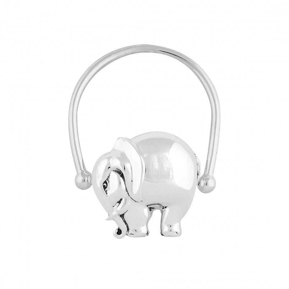 Rotation Ratlle Elephant
