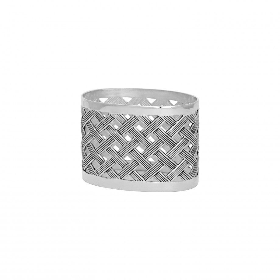 Napkin Ring Entrelaçado