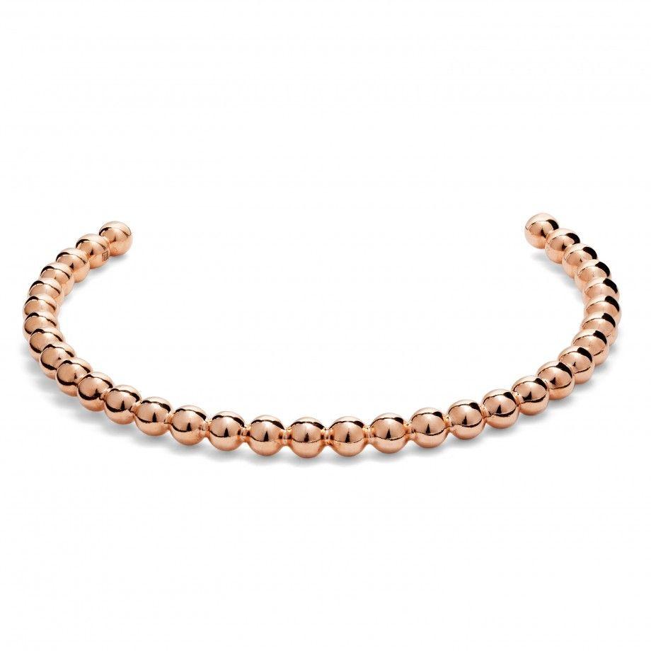 Choker Beads Golden