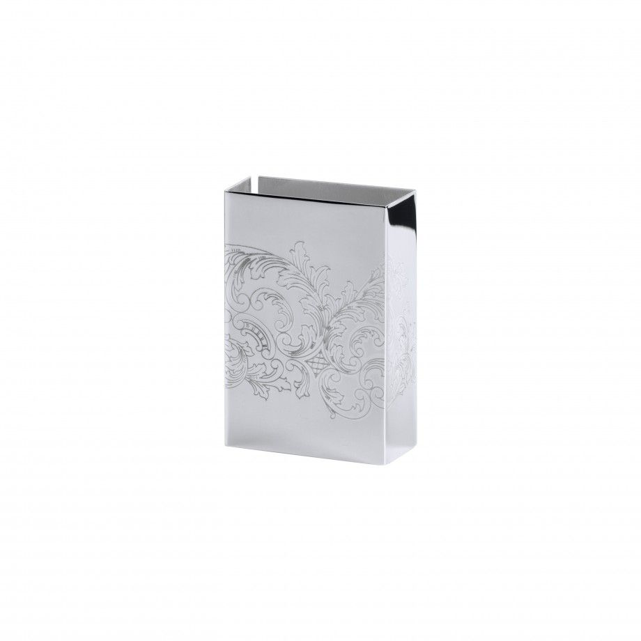Pack of Cigarettes Cover Floral