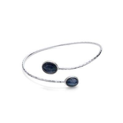 Bangle Blue Stone