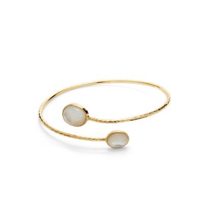 Bangle Golden Mother of Pearl