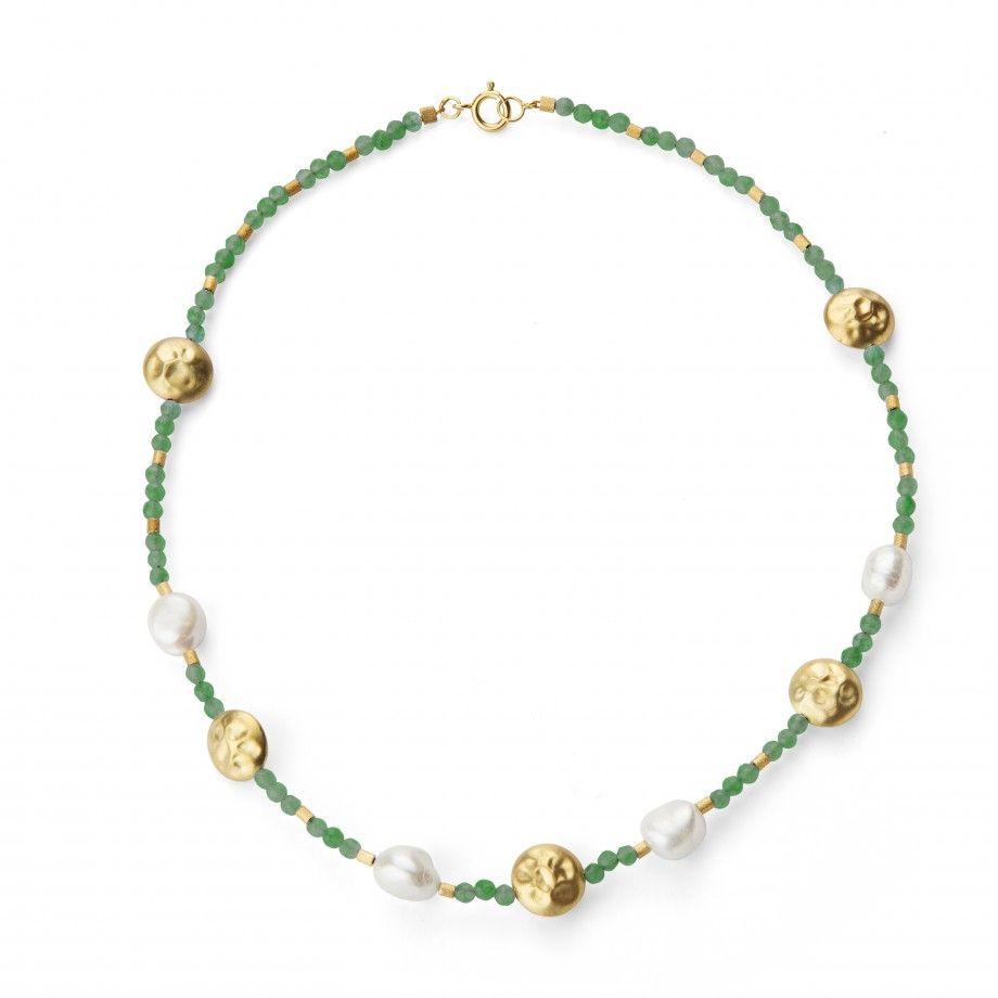 Colar Pearl - Verde