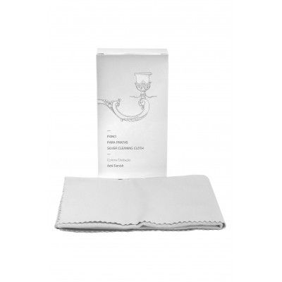 Silver Cleaning and Polishing Cloth