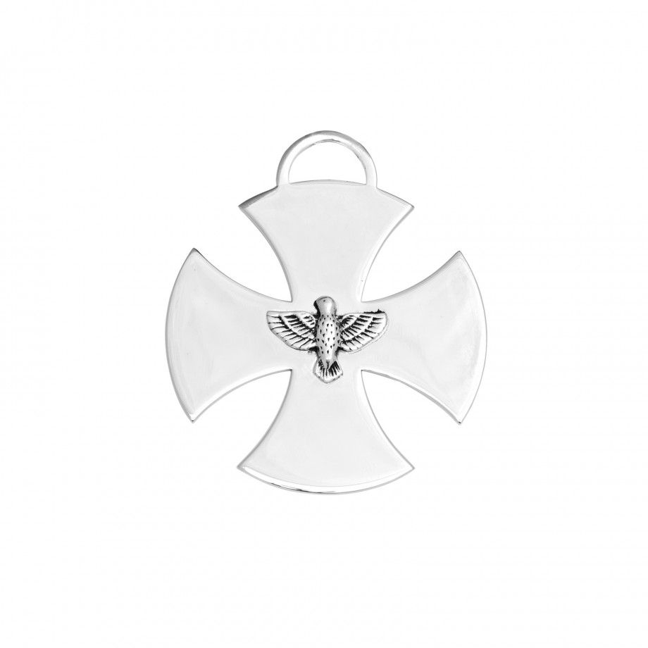 Cross Malta Holy Spirit