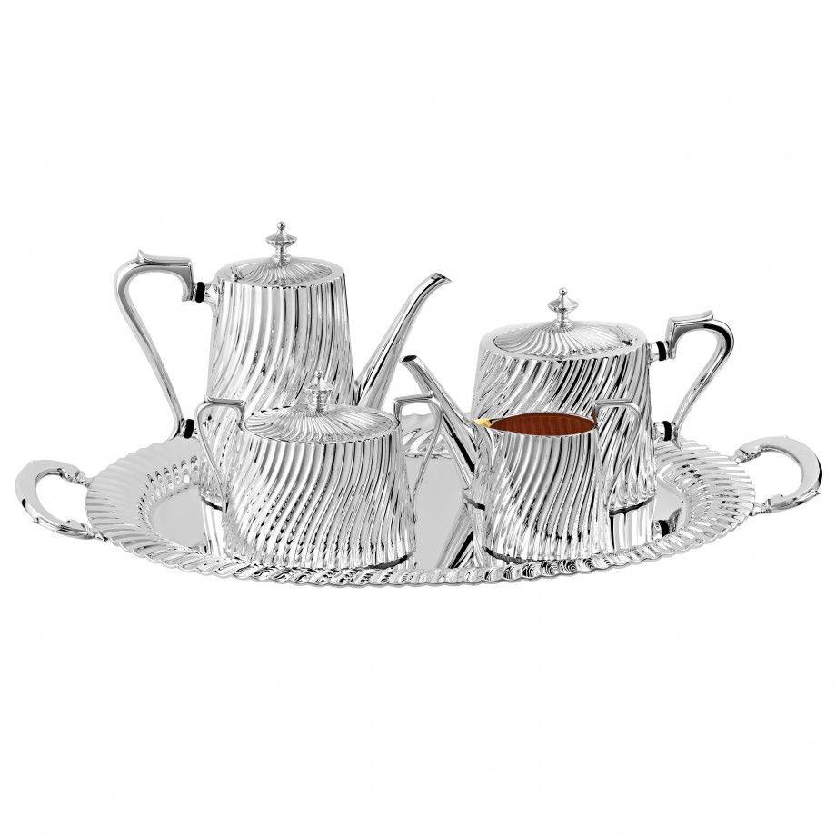 Serviço Chá Café Galhões Torcidos