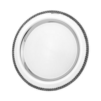 Round Tray Cards and Beads