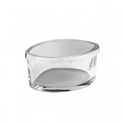 Caixa Cristal Oval
