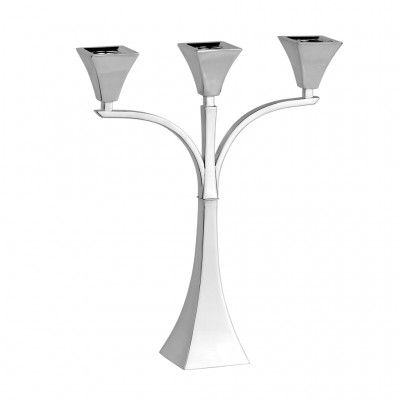 Square Candelabra 3 Lights