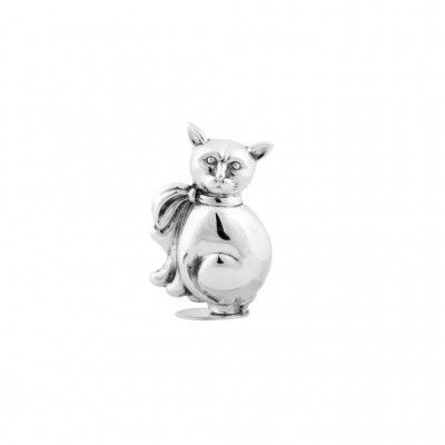 Salt or Pepper Shaker Cat