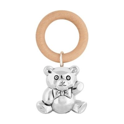 Teething Ring Teddy Bear L