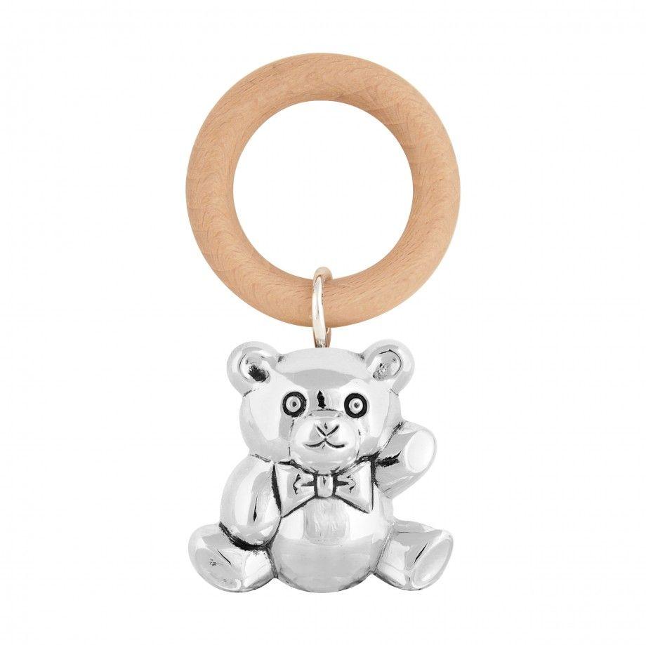 Teething Ring Teddy Bear L