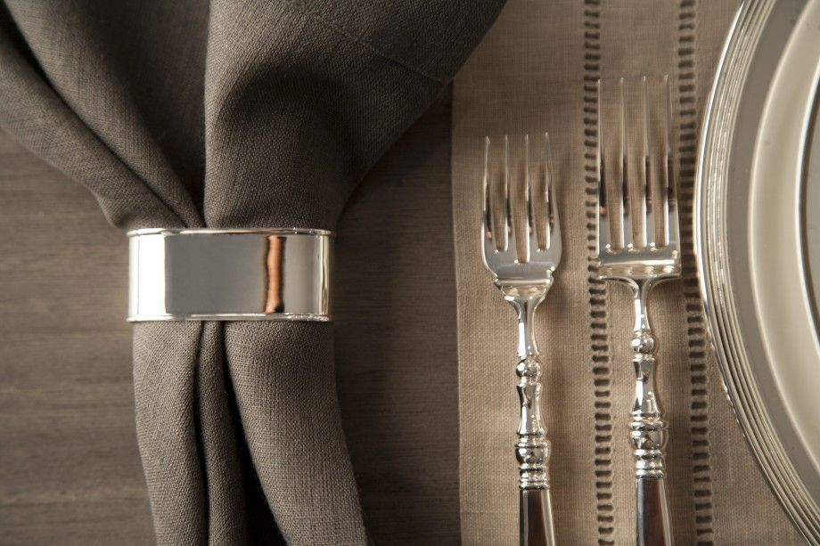 Oval Napkin Ring Prime