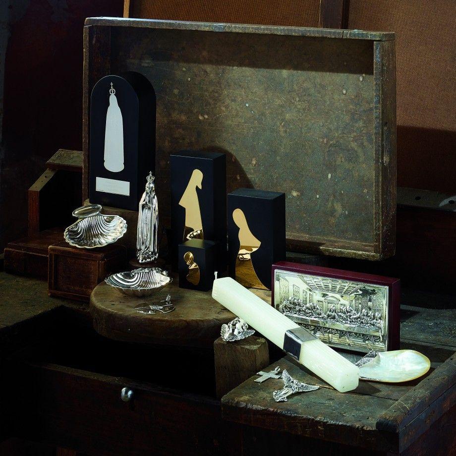Nativity Scene Geometric L