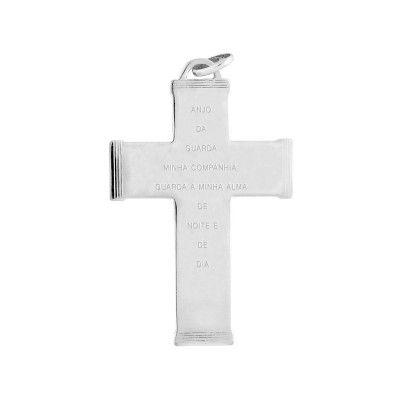 Cruz Frisos Oração Espirito Santo PT