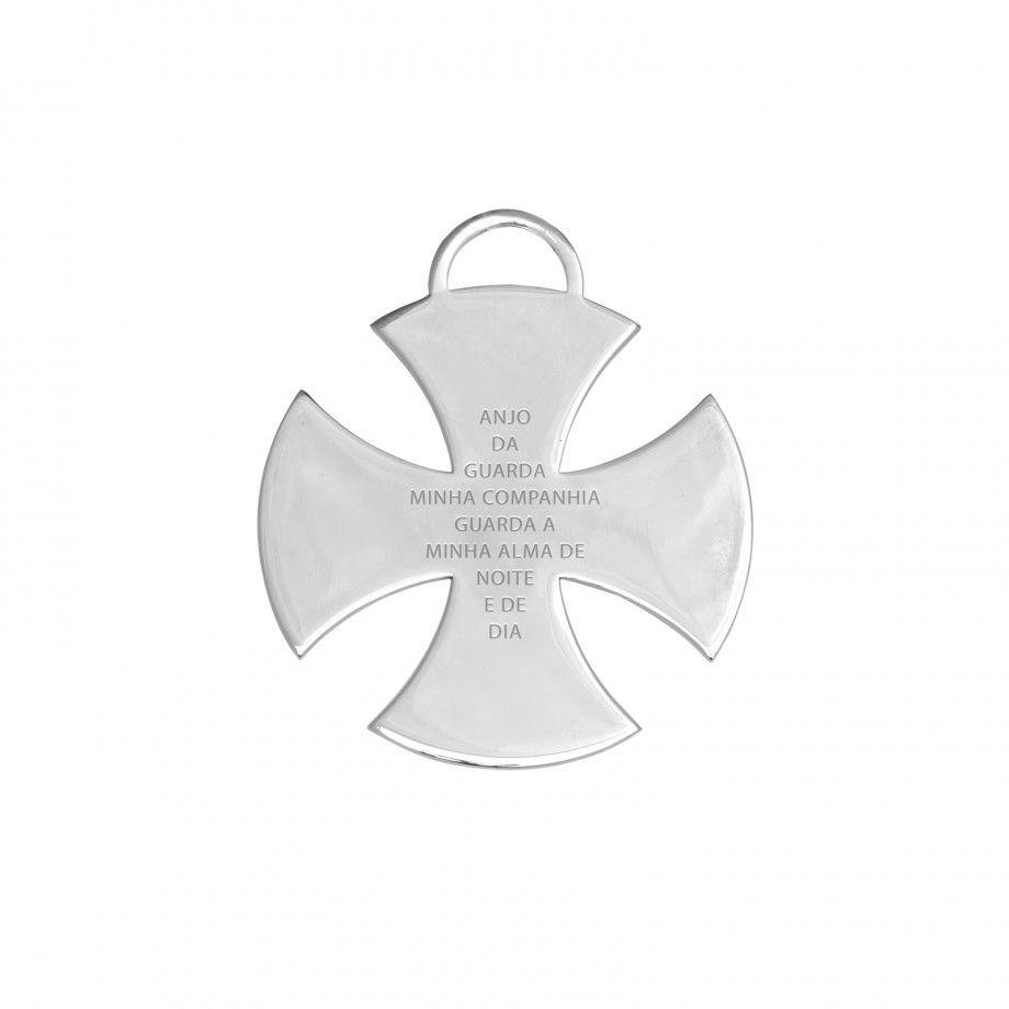 Cruz Malta Anjo Gabriel - Anjo da Guarda
