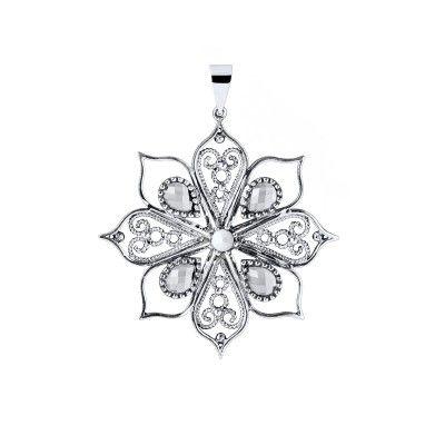 Medalha Mandala Star