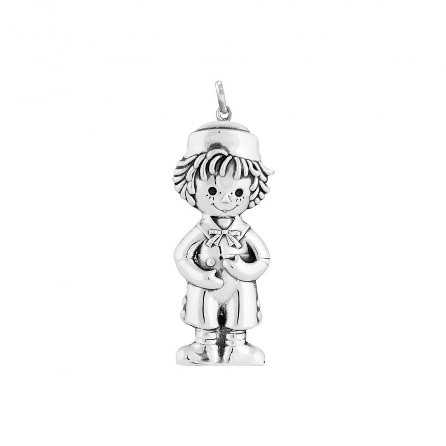 Pendant Rag Doll Boy L