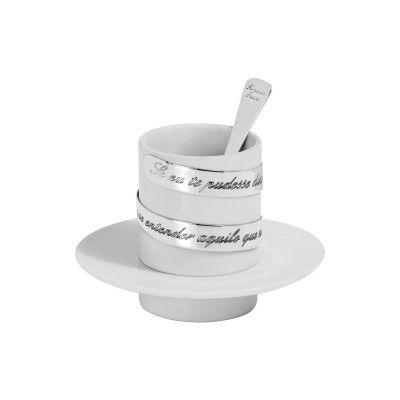 Thematic Set Coffe+Spoon - Fernando Pessoa