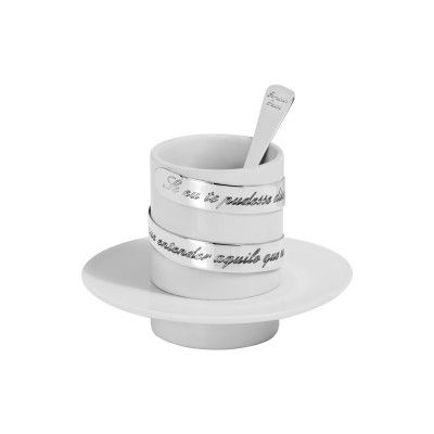 Thematic Set Coffe+Spoon - Florbela Espanca
