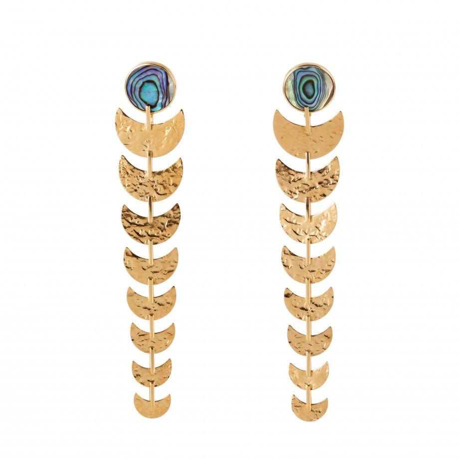 Earrings Amun-Ra