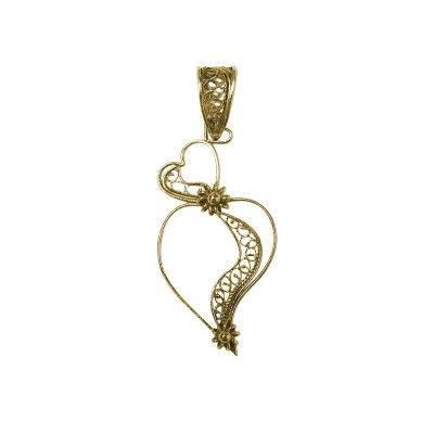 Pendant Incline Heart