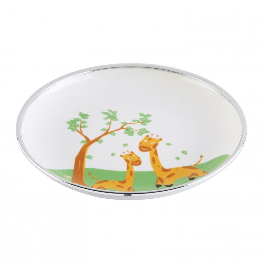 Plate Funny