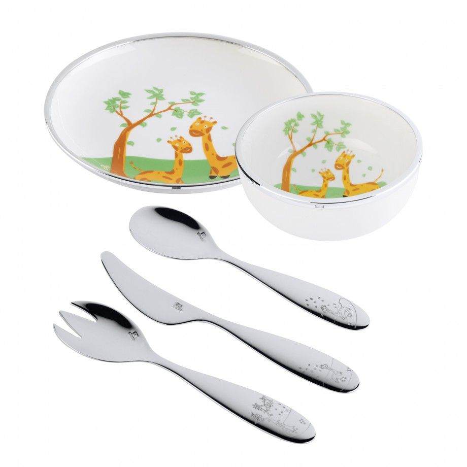Table Set and Cutlery Funny