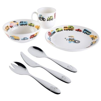Table Set and Cutlery Cars