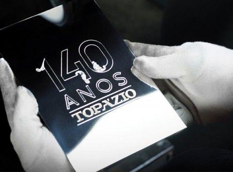 140 Anos Topázio