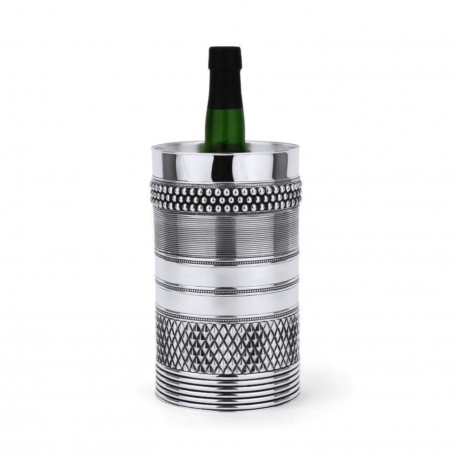 Wine Cooler Holder Geometric