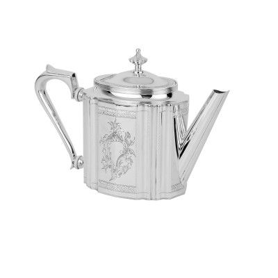 Coffee Pot - English Set