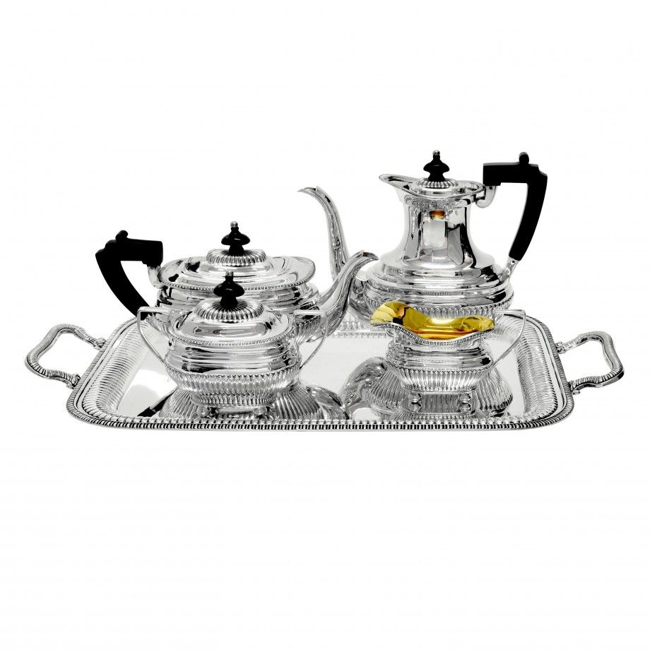 Tea Set Quadrilongo