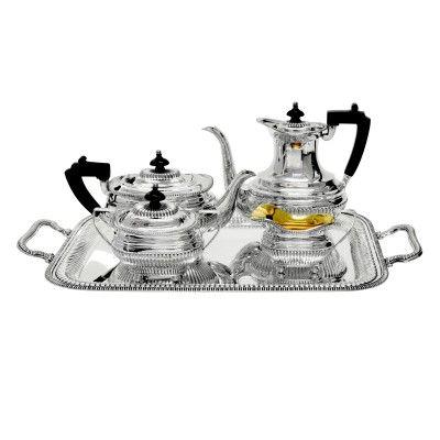 Tea Set Quadrilongo