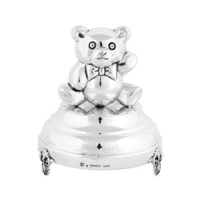 Music Box Teddy Bear