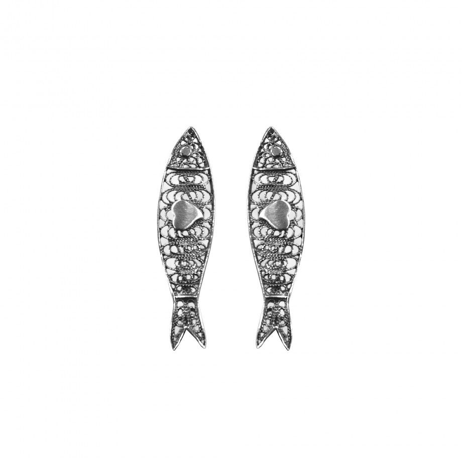 Earrings Sardinha