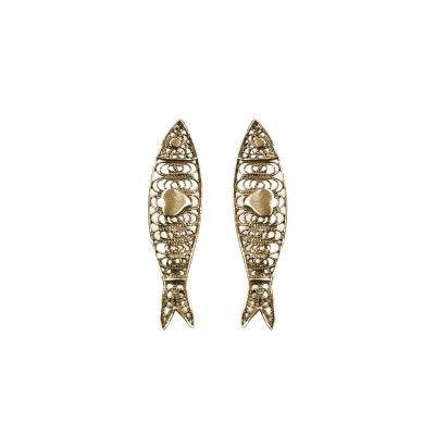 Earrings Sardinha