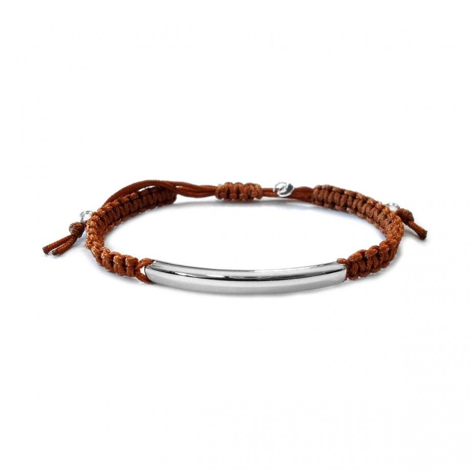 Macrame Bracelet - Brown