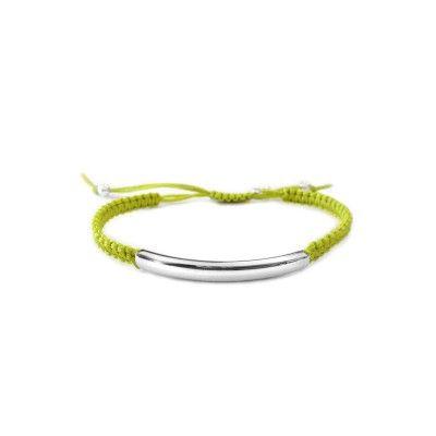 Macrame Bracelet - Green