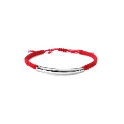 Macrame Bracelet - Red