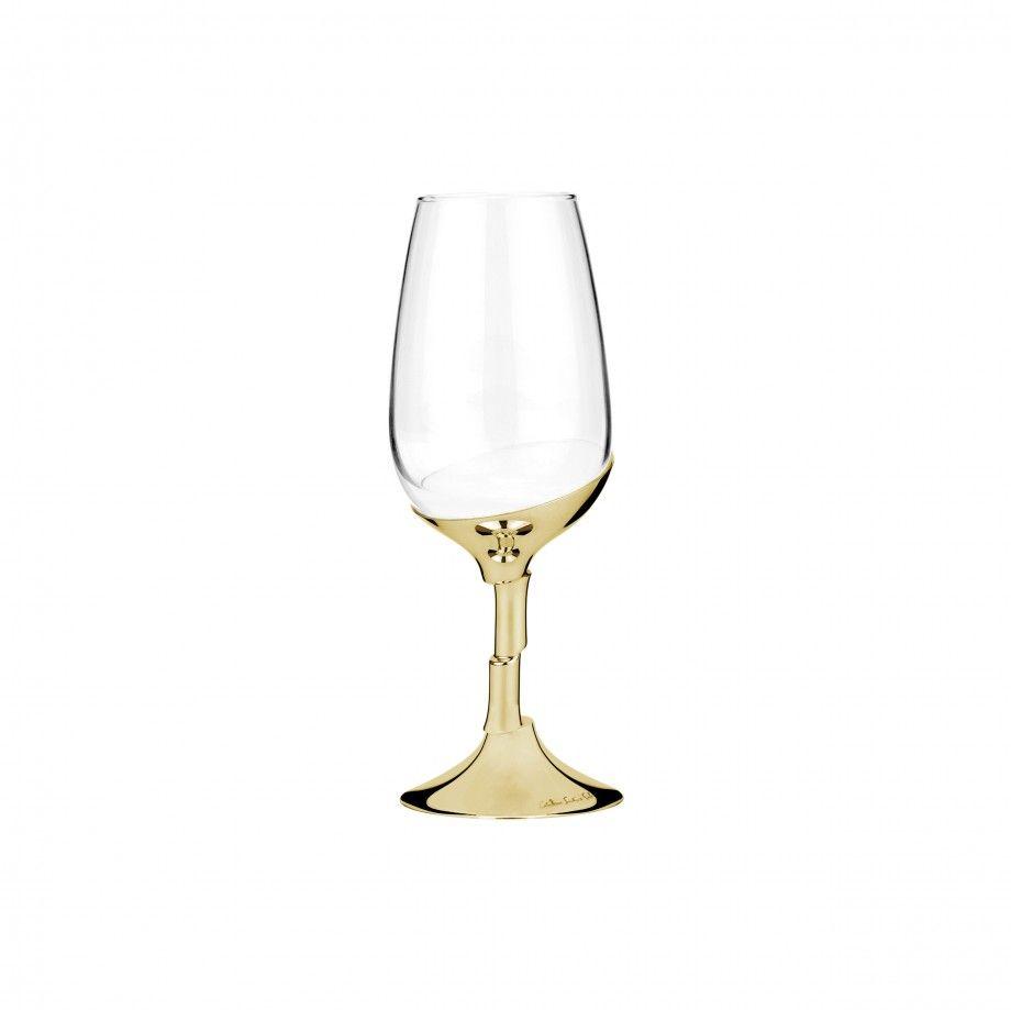 Port Wine Glass Artica - Golden