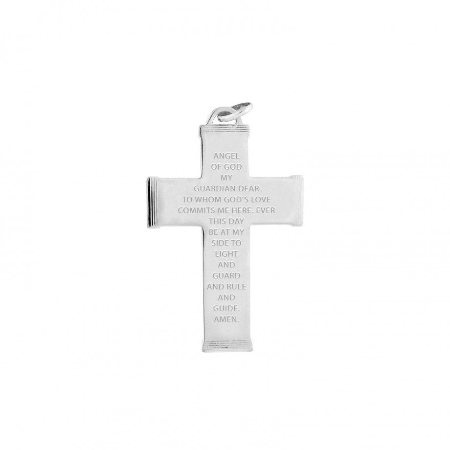 Cruz Frisos - Guardian Angel EN