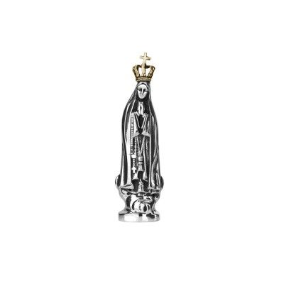 Bibelot Our Lady of Fatima Golden